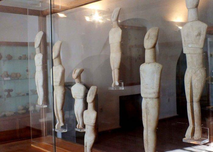 Museu Arqueológico de Naxos
