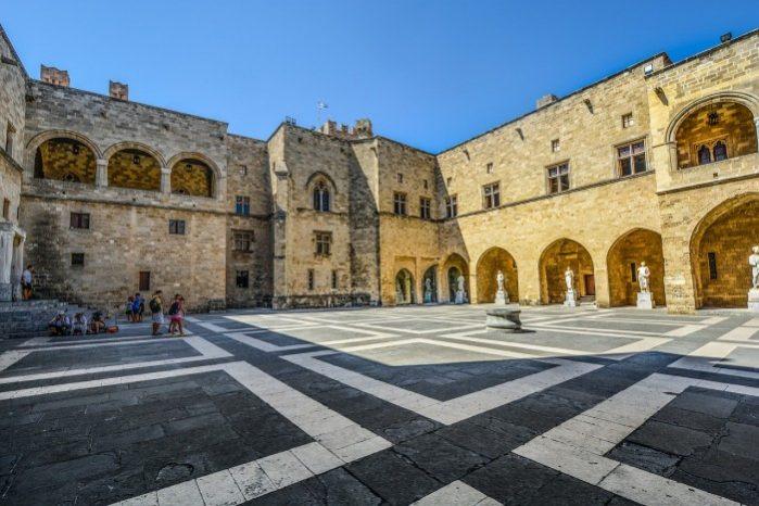 Palácio do Grande Mestre dos Cavaleiros de Rodes