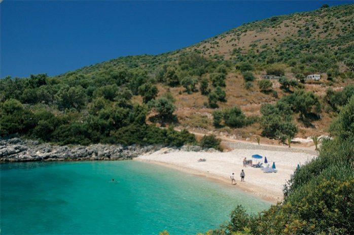 Praia de Ammoussa