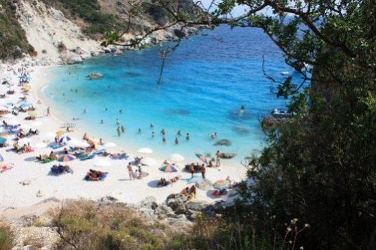 Praia de Lygia