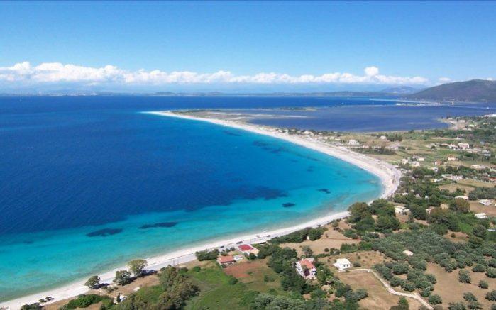 Praia de Nidri