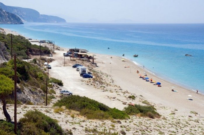 Praia Gialos