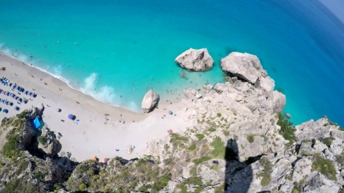Praia Kathisma