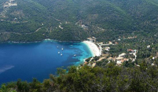 Praia Mikros Gialos