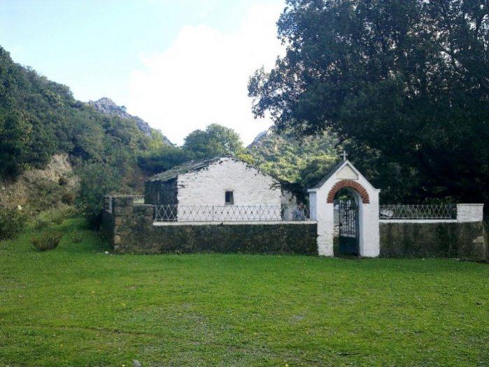 """Igreja de """"Aghios Georgios"""