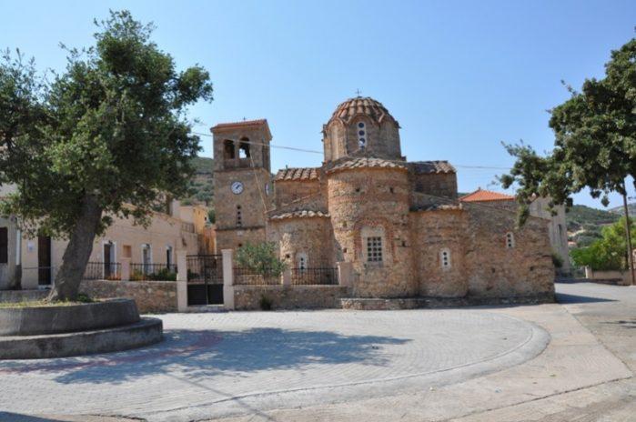 mosteiro agios nikolaos