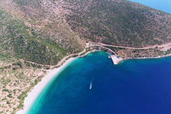 Praia aghia Kyriaki