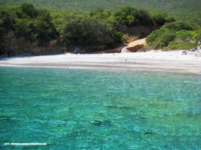 praia drymiskos