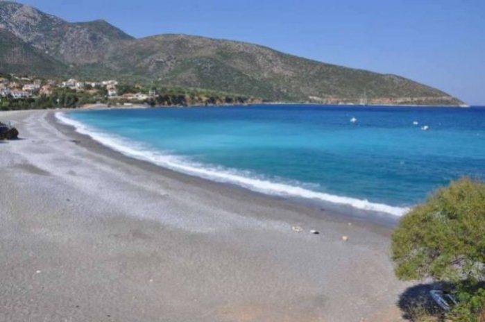 Praia Megali Ammos
