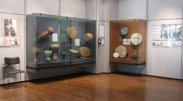 Museu de Instrumentos Musicais Folclóricos Gregos