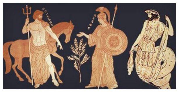 azeitonas mito