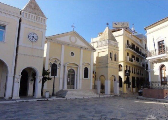 igreja sao marcos zaquintos