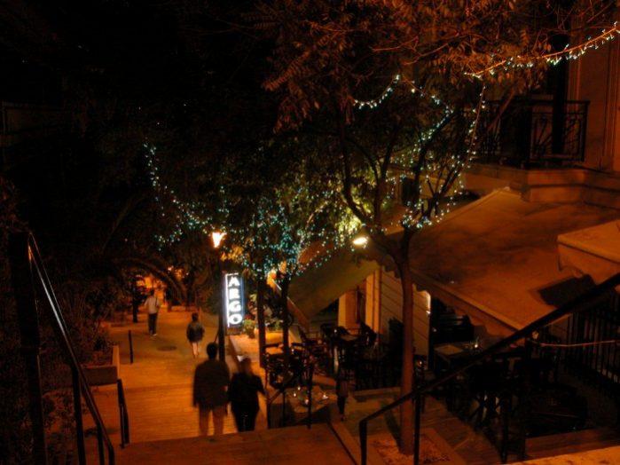 kolonaki noite