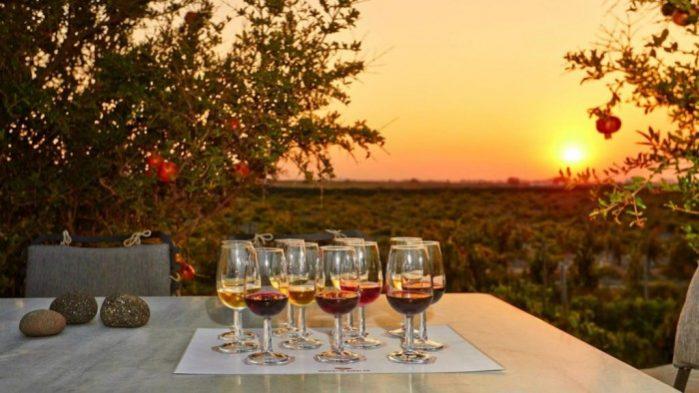 santorini vinhos gregos