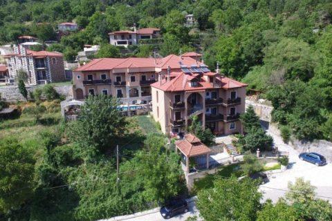 aldeia voutiro grecia