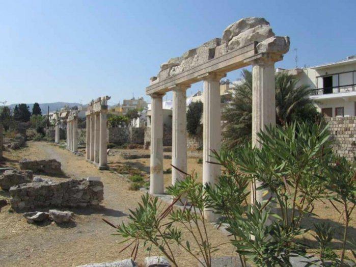 grecia cidade antiga kos
