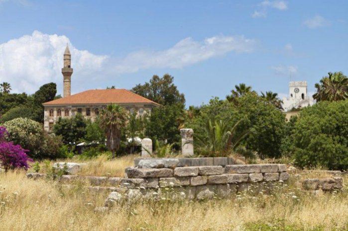 kos grecia mesquita lotzias