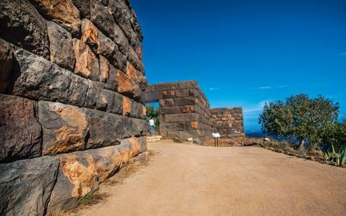 nisyros grecia fortaleza