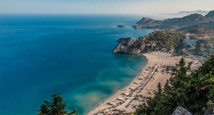 praias grecia kos