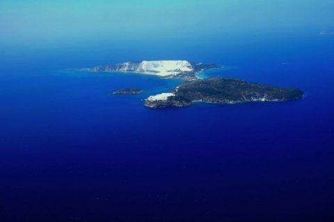 vulcanico gyali nisyros