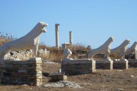 delos grecia