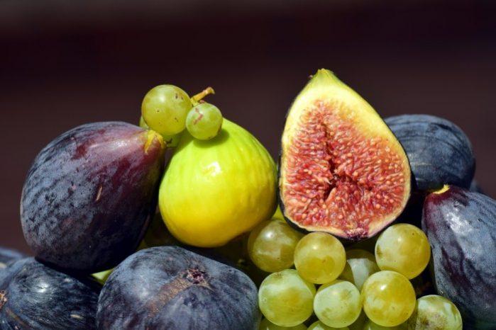 frutas creta
