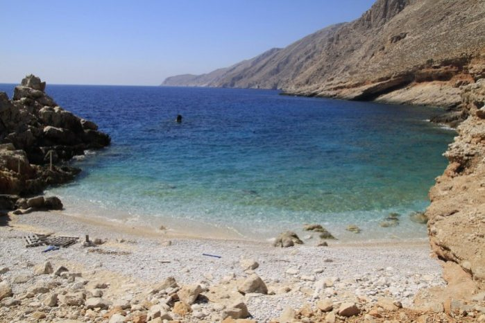 praias chalki
