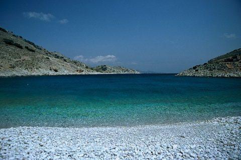 praias symi