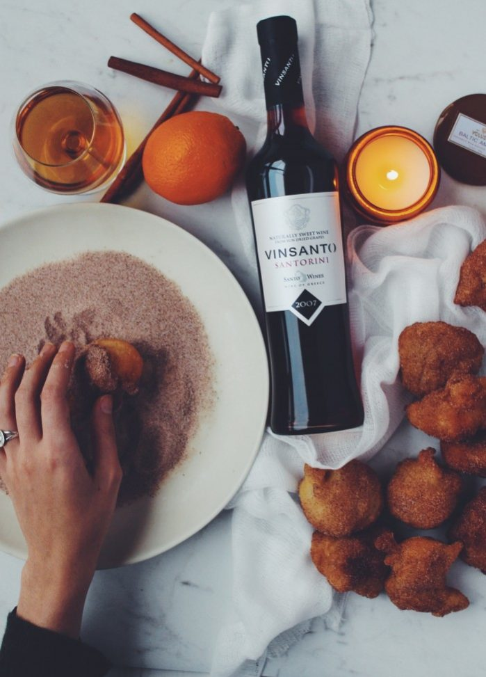 vinsanto vinho santorini