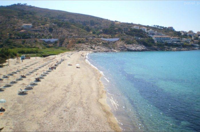livadi praia ikaria