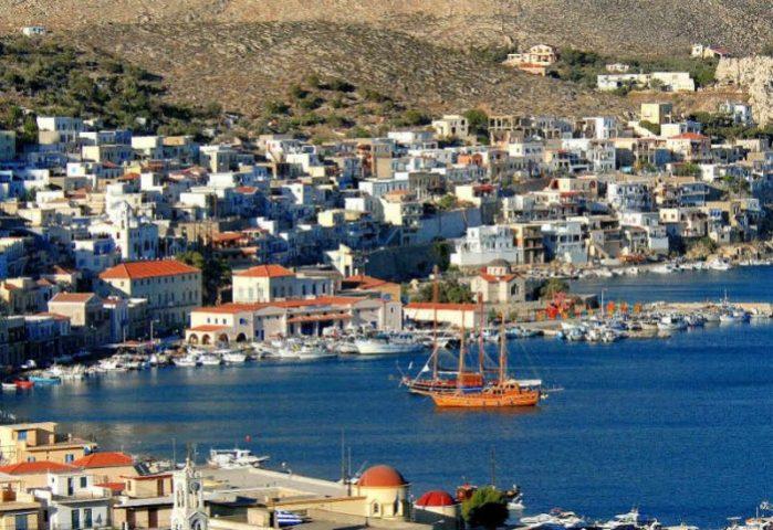 kalymnos grecia