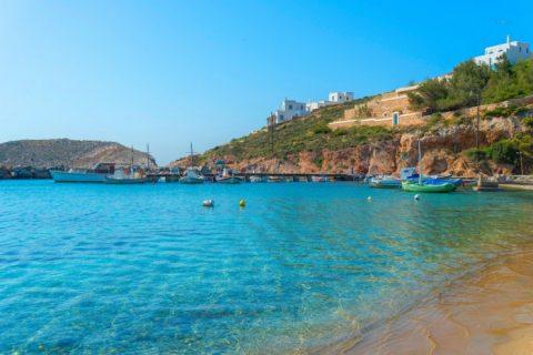 syros praias
