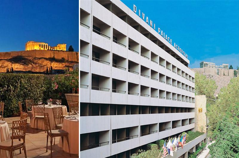 hotéis em atenas