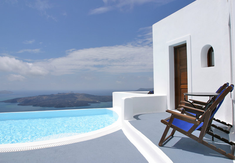 Cosmopolitan Suites - Santorini Gay Friendly Hotel
