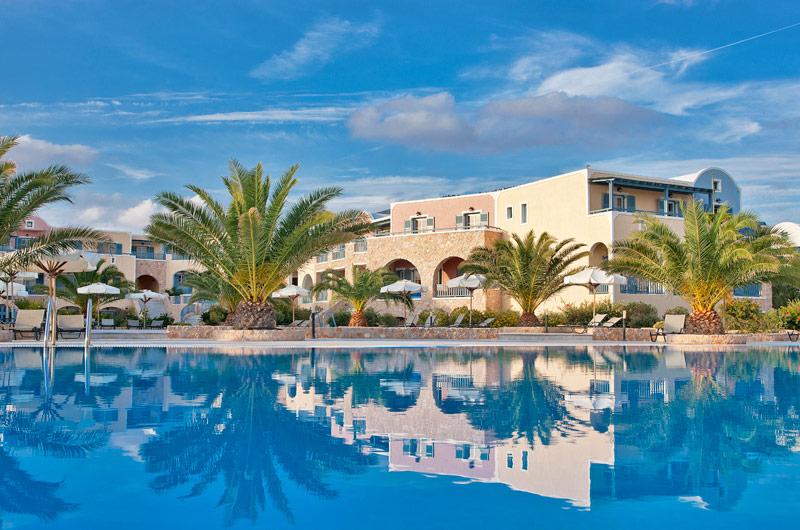 santorini hotéis
