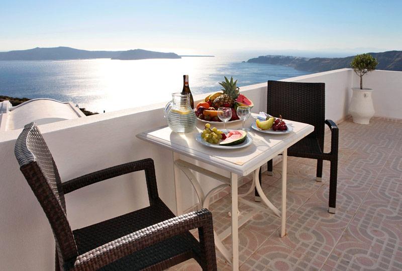 Santorinis Balcony