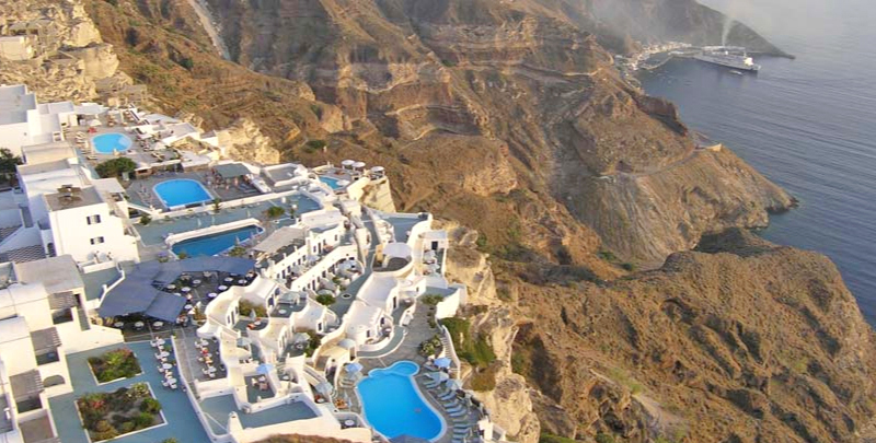 Volcanos View Villas